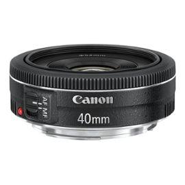 Canon 40mm F/2.8 Pancake