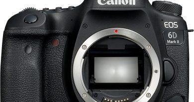 Test Canon 6D Mark 2